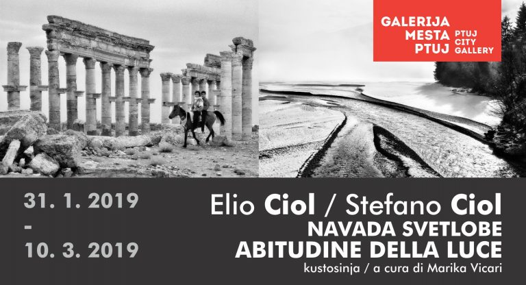 Prisotnost svetlobe – Elio Ciol / Stefano Ciol