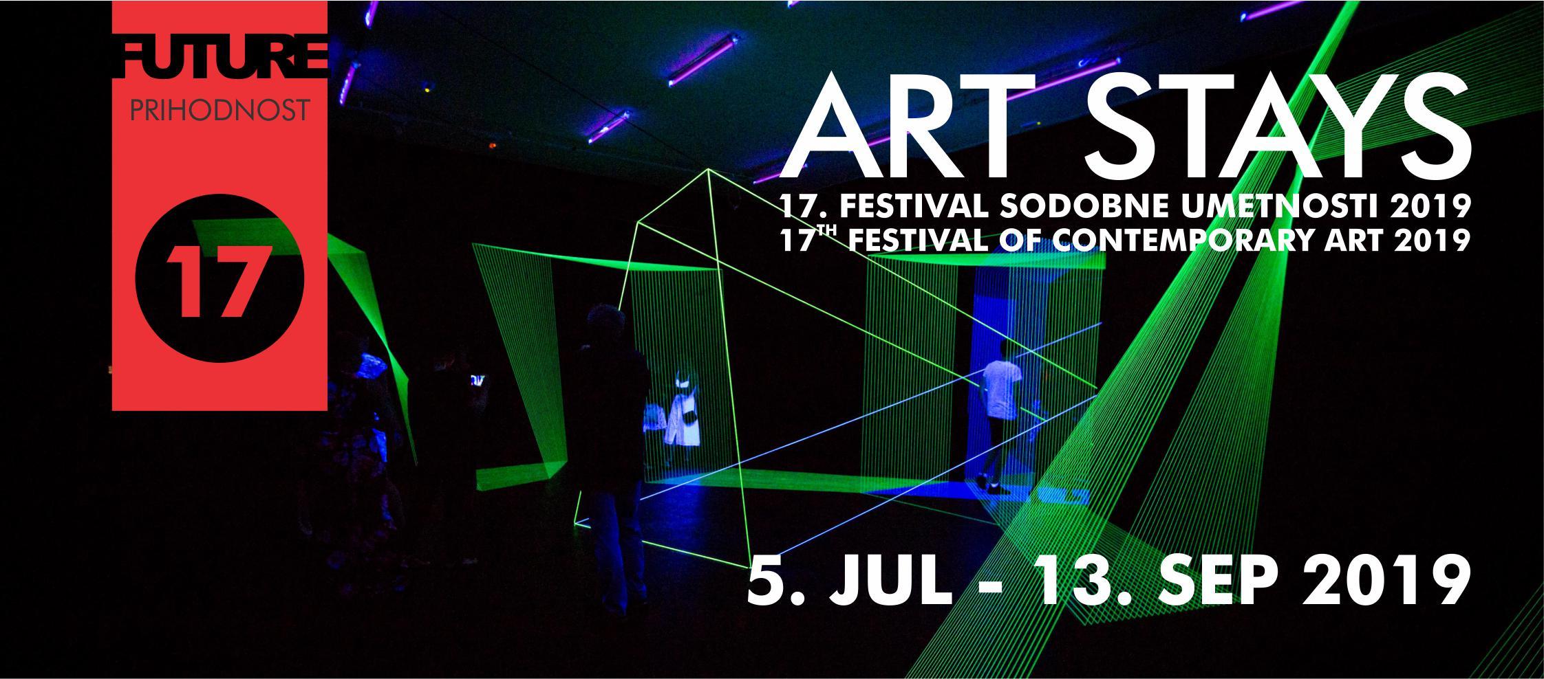 17. Art Stays Festival – FUTURE / PRIHODNOST