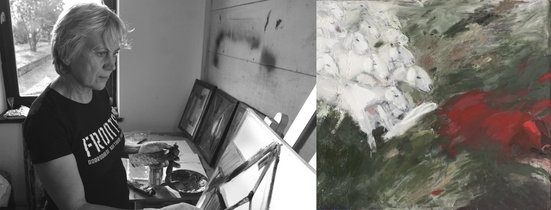 Anka Krašna: Retrospektiva